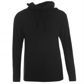 Flíska Gelert Cowl Neck Fleece Ladies Black