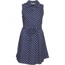 Šaty Fluid Womens Dress Blue
