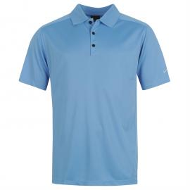 Nike Solid Polo Mens White