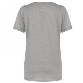 Cosmic Printed T Shirt Ladies Zombie