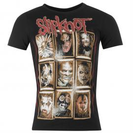 Tričko Official Slipknot T Shirt Shatter