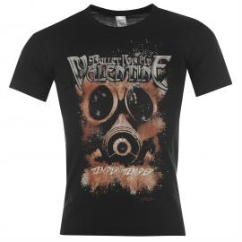 Tričko Official Bullet for My Valentine T Shirt Temper Gasmask
