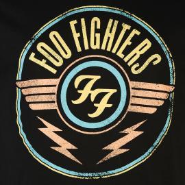 Tričko Official Foo Fighters T Shirt Matter Of Time