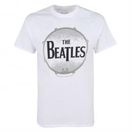 Tričko Official The Beatles T Shirt Drumskin