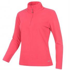 Flíska Gelert Atlantis Micro Fleece Ladies Coral Pink