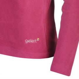 Flíska Gelert Cowl Neck Fleece Ladies Purple