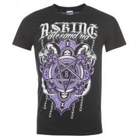 Tričko Official Asking Alexandria Demon T Shirt Demonic