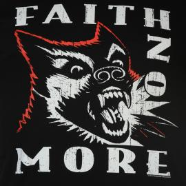 Tričko Official Faith No More T Shirt Mens Angel Dust