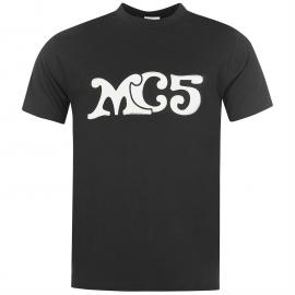 Tričko Official MC5 T Shirt Mens Logo