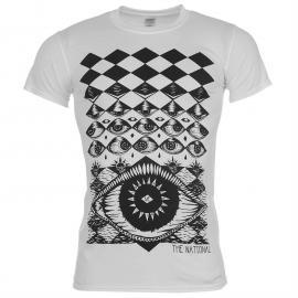 Tričko Official The National T Shirt Mens Eyeball