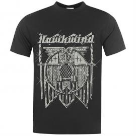 Tričko Official Hawkwind T Shirt Mens Doremi