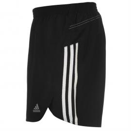 Kraťasy adidas Response 5 Inch Shorts Mens Black/White