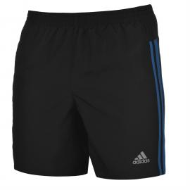 Kraťasy adidas Response 7 Shorts Mens Black/White