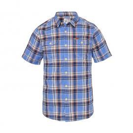 Košile Firetrap Braved Shirt Blue