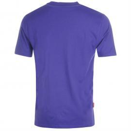 Tričko Slazenger Plain T Shirt Mens White