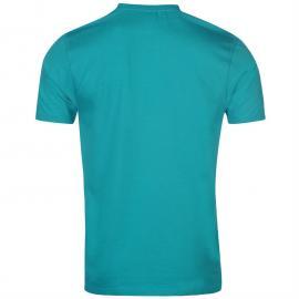 Tričko Slazenger Plain T Shirt Mens Navy