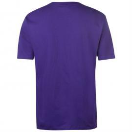 Tričko Slazenger Plain T Shirt Mens Pink
