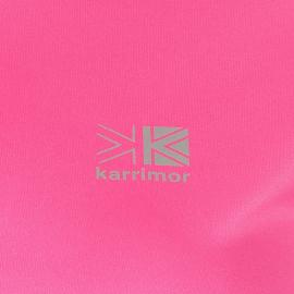 Karrimor Long Sleeve Running T Shirt Ladies Black