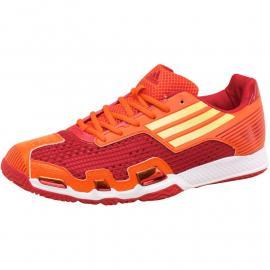 Boty adidas Mens Counterblast 6 Indoor Court Shoes Orange/Elec/Scarlet
