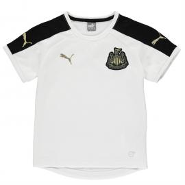 Tričko Puma Newcastle United T Shirt Junior White/Black