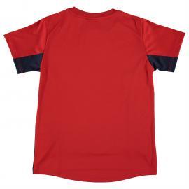 Tričko Source Lab Nottingham Forest FC Poly T Shirt Juniors Red