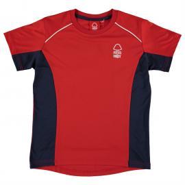 Tričko Source Lab Nottingham Forest FC T Shirt Infant Boys Red