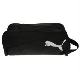 Puma Pro Train Boot Bag Black/White