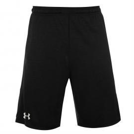 Mikina Under Armour Raid Novelty Shorts Mens Grey/Black