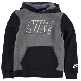 Mikina Nike GFX Hoody Junior Boys Royal