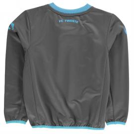 Mikina Sondico FC Twente Match Sweater Junior Boys Charcoal