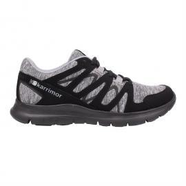 Boty Karrimor Duma Junior Boys Running Shoes Black/Black