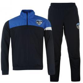 Tepláky Team FC Junior Tracksuit Navy/Blue