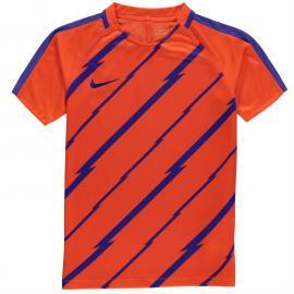 Tričko Nike GX Squad Top Junior Boys Orange