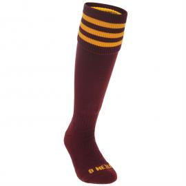 Ponožky ONeills FB Bar Sock Jn74 Maroon/Amber