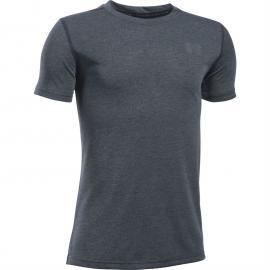 Tričko Under Armour Threadborne SS T Jn73 Black