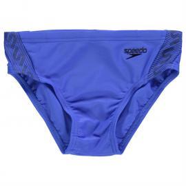 Plavky Speedo Mono 6.5 Junior Boys Swimming Briefs Junior Boys Black/White