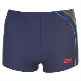 Plavky Zoggs Mind Racer Swimming Briefs Junior Boys Navy/Multi