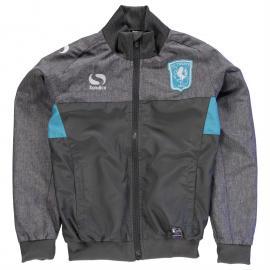 Tepláky Sondico FC Twente Tracksuit Jacket Junior Boys Charcoal