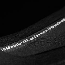 Puma Archive Logo Tee Junior Girls Black