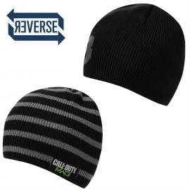 Official of Duty Beanie Hat Mens MW3 Reverse