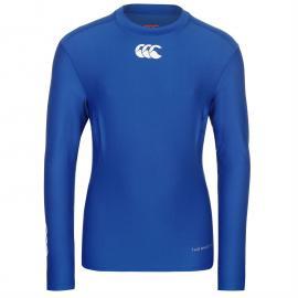 Canterbury Baselayer Top Junior Boys Blue