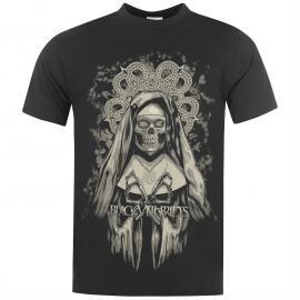 Tričko Official Black Veil Brides T Shirt Mens Holy Death