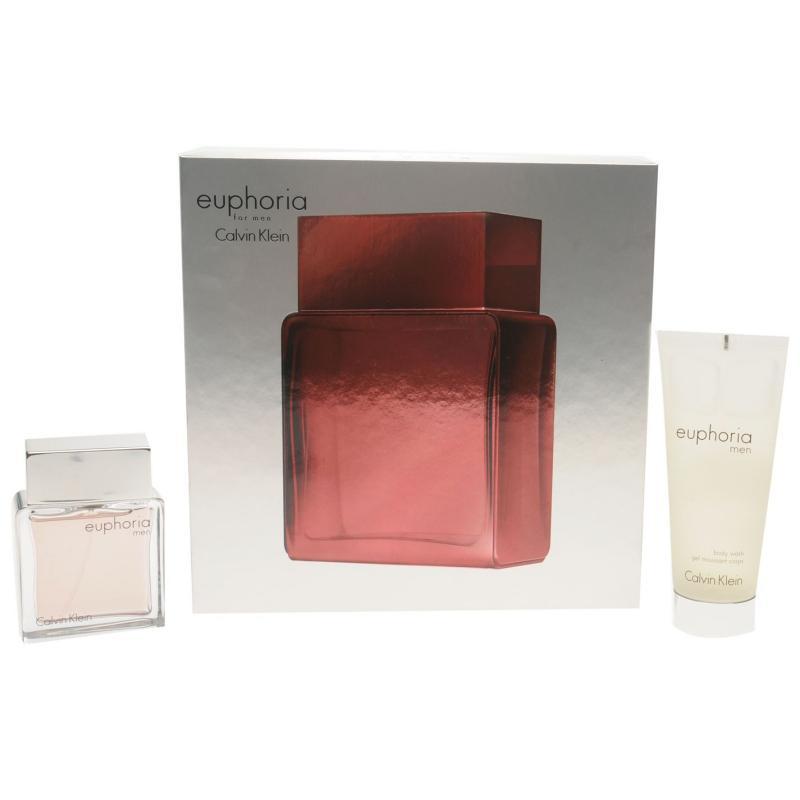 Calvin Klein Klein Euphoria Box Set 50mlEDT+ShwrGel