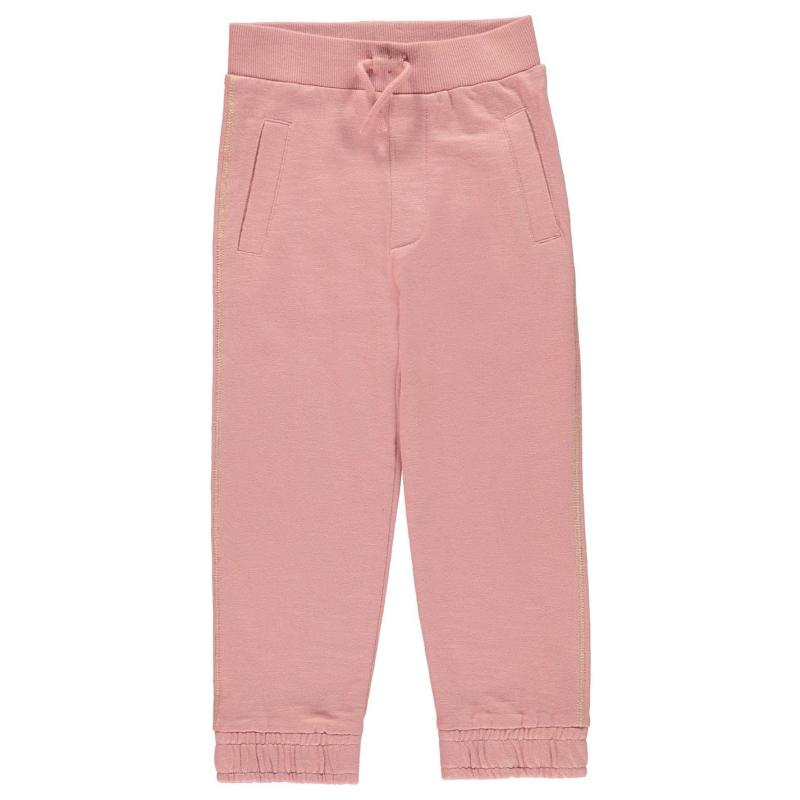 Crafted Fashion Joggers Infant Girls Pink