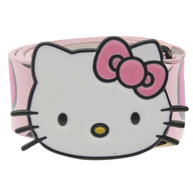 Hello Kitty Print BltGl63 Pink