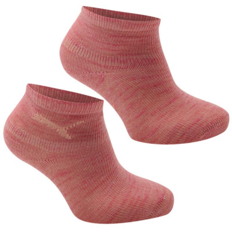 Ponožky Puma Crew Socks Infants Pink