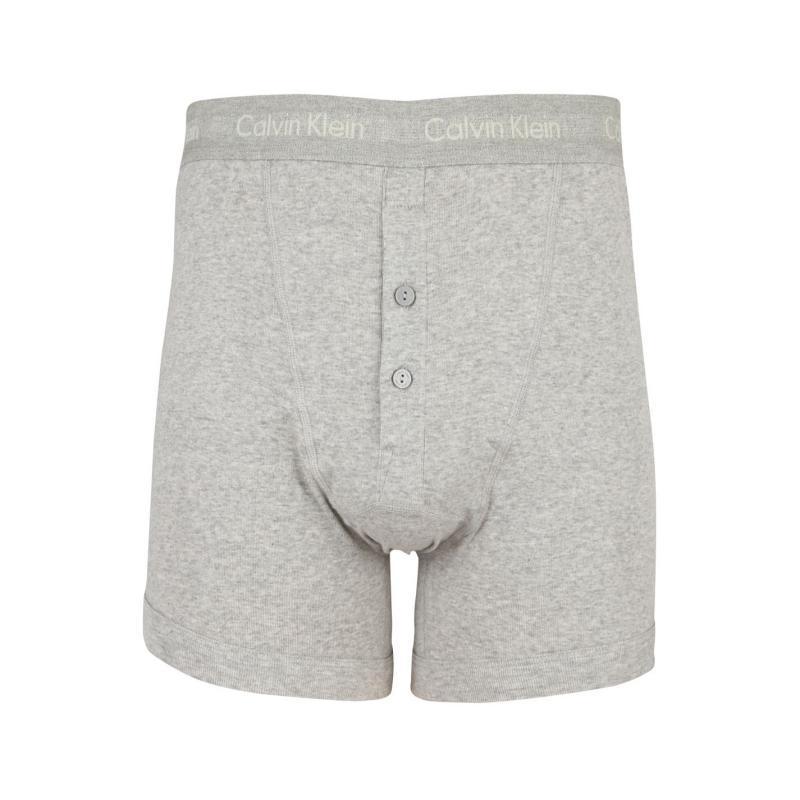 Spodní prádlo Calvin Klein Boxer Briefs Grey