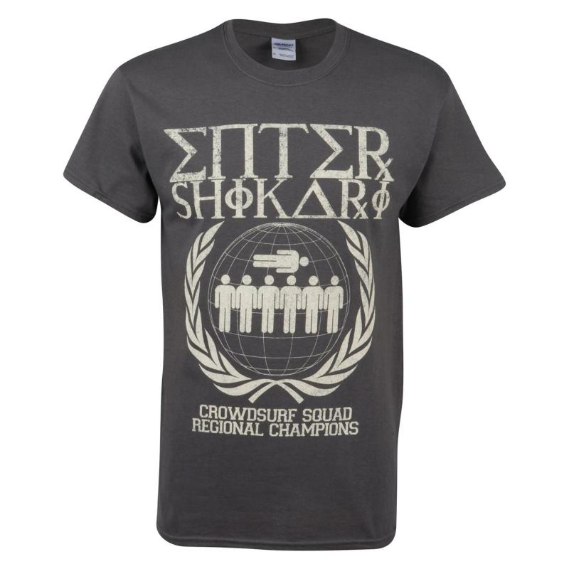 Tričko Official Enter Shikari T Shirt Crowd Surfing
