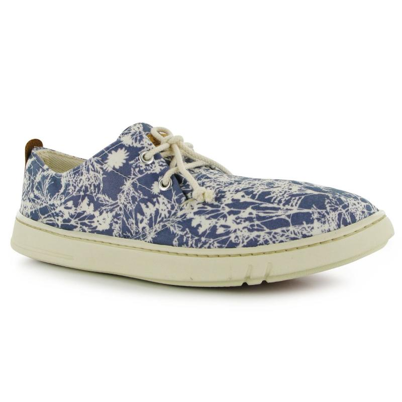 Timberland Handcraft Oxford Trainers Mens Blue