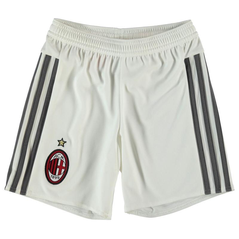 Kraťasy adidas AC Milan Junior Home Shorts 2015 2016 Black